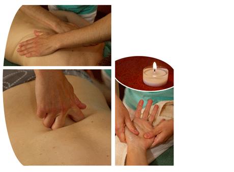 Tous les massages bien-être proposés par Anne - Bourges 18