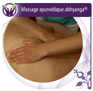 Massage ayurvédique abhyanga® - Bourges