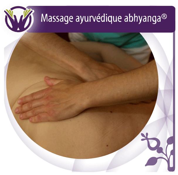Massage ayurvédique abhyanga®
