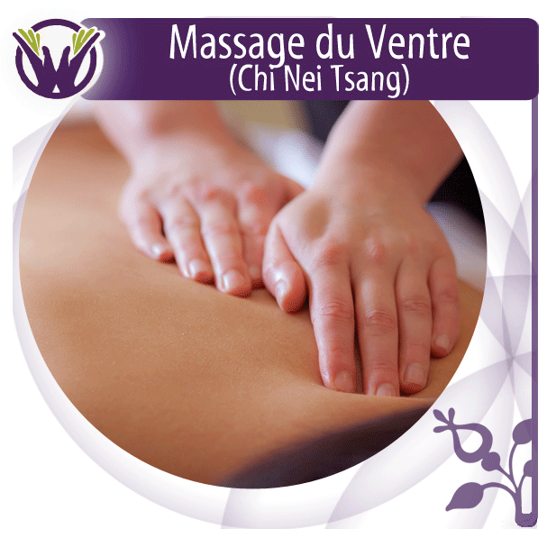 Massage du ventre : Chi Nei Tsang - Bourges