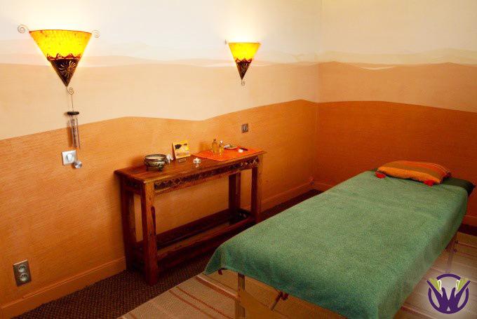 Salle de massage relaxante à bourges