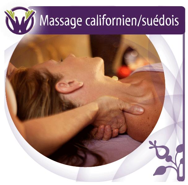 Massage Californien - Bourges